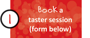 Easy to Join 1 - Book a taster session