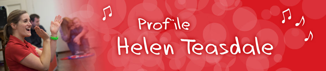 Profile: Helen Teasdale