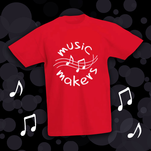 Music Makers T-Shirt