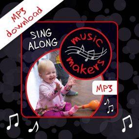 Music Makers Sing along MP3 digital download